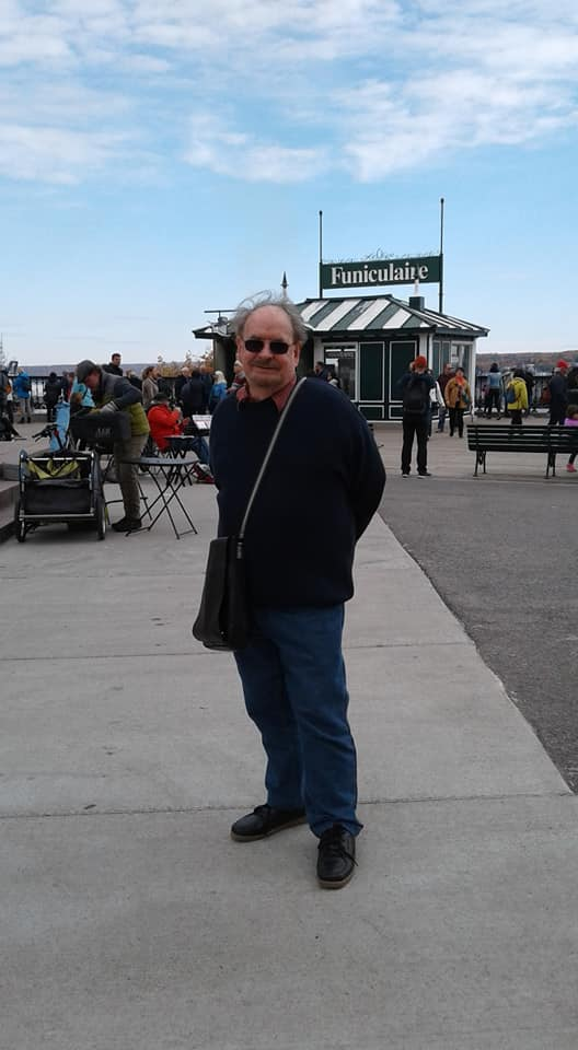 Photo of Author Ted Reilly